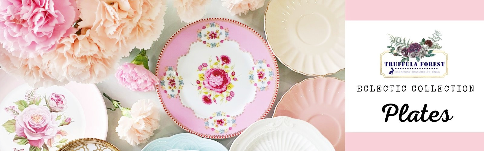 ECLECTIC PLATES